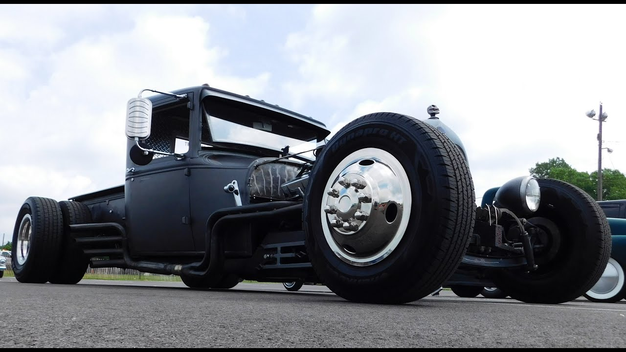 1928 Ford Rat Rod 2016 GoodGuys PPG Nationals  YouTube