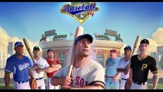 R.B.I. Baseball 14 - играем в Бейсбол  на Android ( Review)