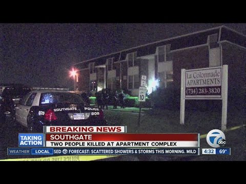 2 found dead at apartment complex in Southgate
