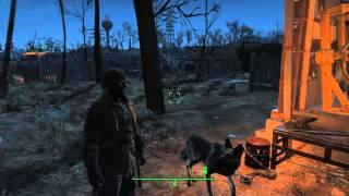 Fallout 4 005 - Обустройство первого поселения Выживание