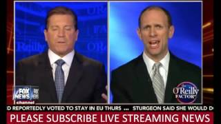 Repeat youtube video Fox News Presenter Gets Owned and Runs Away