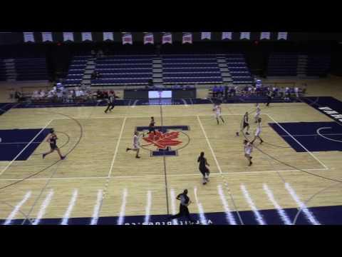 Ryerson University vs. Laval University 3rd Quarter