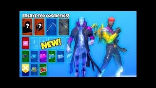 SKIN SECRETS THAT MUST ANCORA LEAKATE IN GAME PATCH 10.10 FORTNITE