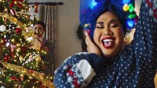 OH SANTA OFFICIAL MUSIC VIDEO | PatrickStarrr & Friends