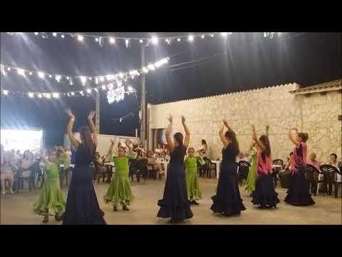 Espectáculo Flamenco Fiestas de la Nava 2018