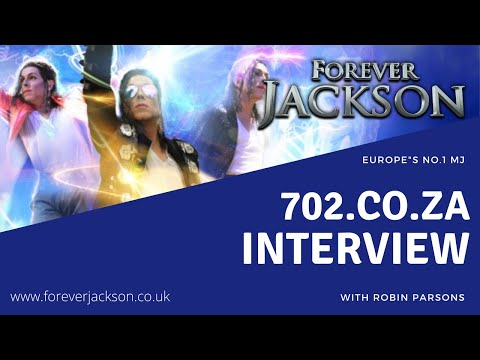 Forever Jackson Interview on www.702.co.za South Africa