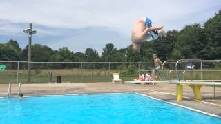 Andy's front flip thumbnail
