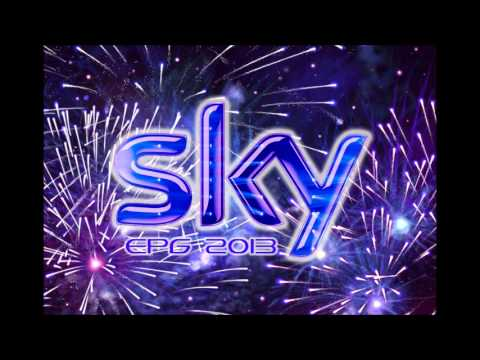 Sky EPG Music 2013 (TV Guide Background Music) in Super High Quality Recorded Audio!!!