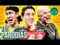 ♫ BRASILEIRÃO É SÓ ZUEIRA 2020 pt.2 I Paródia Me Gusta - Anitta, Cardi B, Mike Towers