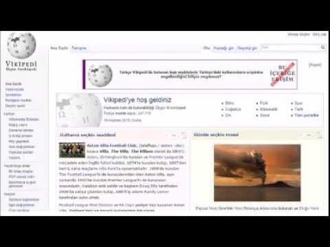 Wikipedia releases warning on Turkey's censorship, monitoring