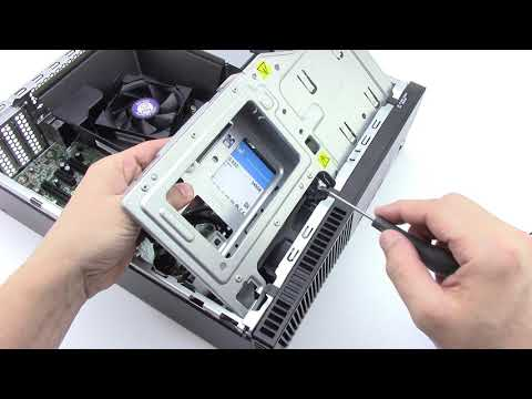 How To Install SSD On Lenovo ThinkCentre M93p