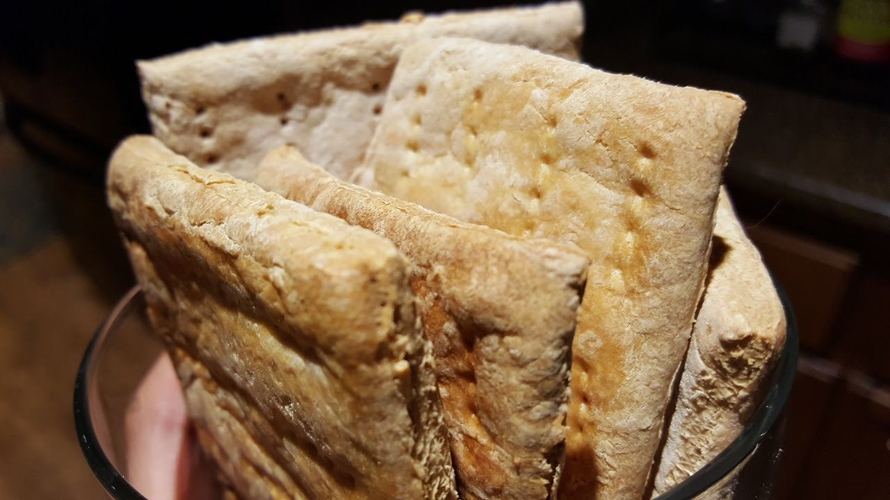 How to Make Hardtack: A Cracker That Lasts for Years