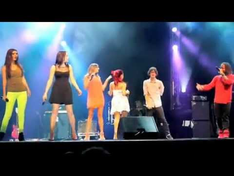 Victorious Concert - Universal Studios Orlando