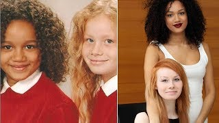 Look How Ridiculously Different These Biracial Twins Look at 18 Years Old
