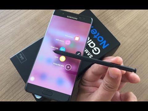 Samsung Galaxy Note 7 İncelemesi (3.600 TL