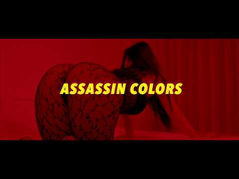 ASSASSIN COLORS By Tiberius Arghiropol (Sexy Tease)