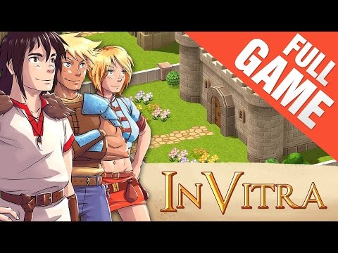 In Vitra Gameplay Full Game Walkthrough No Commentary Longplay