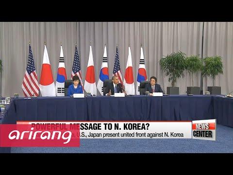 Pres. Park's N. America tour: Assessment On-set Interview