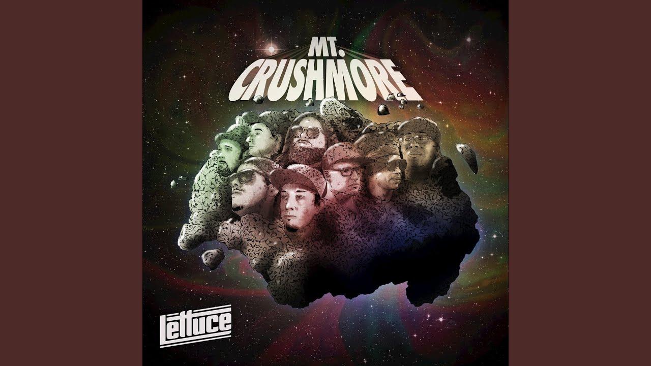 Lettuce - Mt. Crushmore (Vinyl, 12
