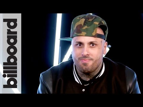 Nicky Jam on His Hot 100 Charting Song 'X,' Will Smith, 'El Ganador' & More! | Billboard