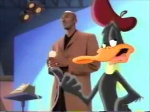 MCI Commercial featuring Michael Jordan and Daffy Duck - 1998