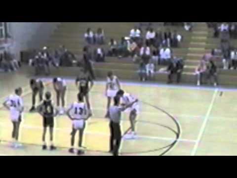 Cumberland vs Hayward Basketball 01-31-1991