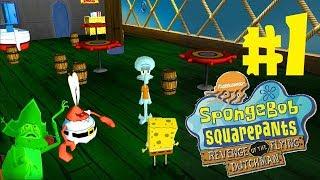 SpongeBob Revenge of the Flying Dutchman Level 1 (Bikini Bottom) (720p)