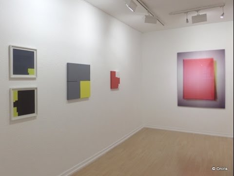 Expo de groupe LADG ● BERTRAND ● DENOT ● DOEHER ● LEBLANC ● POPET ● VACOSSIN ● Galerie ONIRIS ● 2016