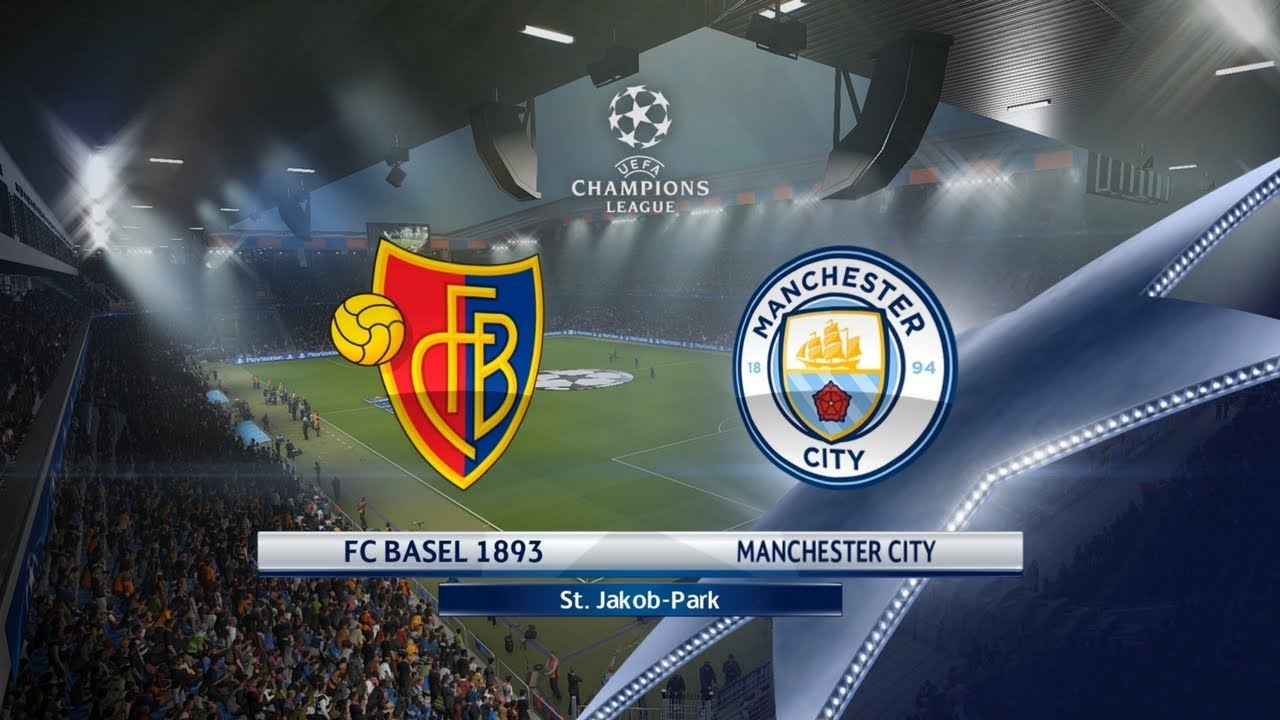 Image result for Basel vs Manchester City
