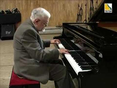Nikolai Kapustin performing Prelude, op. 53, no. 11