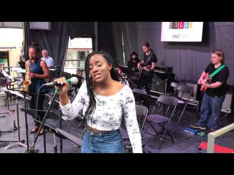 MCC Honor Jazz Combo - Rochester International Jazz Fest 2017