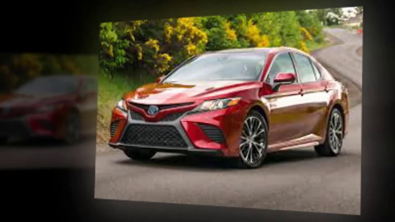 2020 Toyota Camry Hybrid Se 0 60 Mpg