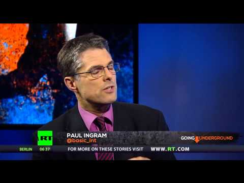 UK 'utterly dependent' on US for nuclear weapons - Expert on British nuclear capability