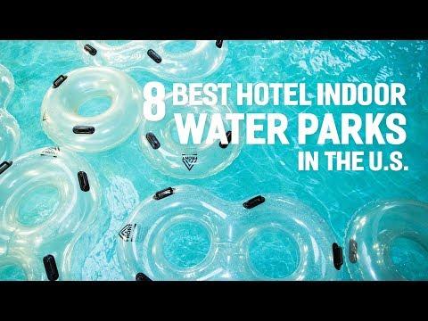 The 8 Best Hotel Indoor Water Parks In The U.S.