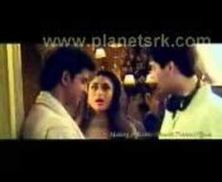 Making of Kabhi Khushi Kabhi Ghum visit www.planetsrk.com