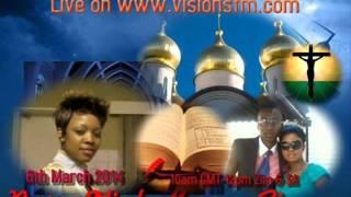Mafarochete Promotions and Papa Joze presents Pastor Olinda Marowa Ziwenga live interview  on VFM