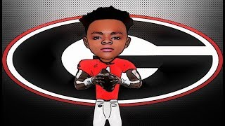 Justin Fields mid 2017 season highlight REMIX