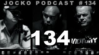 Jocko Podcast 134 w Mike Sarraille: Life is a Gift, But Not Free. Don&#39t Waste It