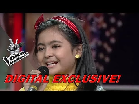 Shekinah, Sneha & Fazil's Challange Coach Himesh | Moment | The Voice India Kids - Season 2
