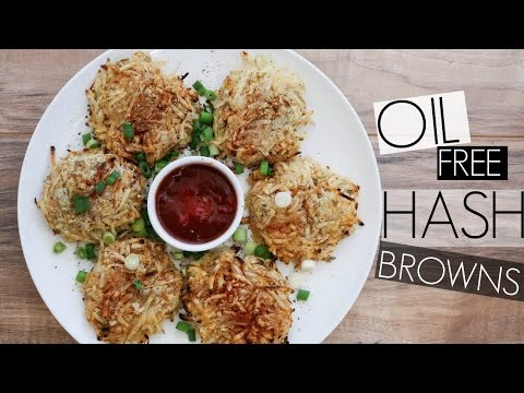 How to make homemade hash browns healthy