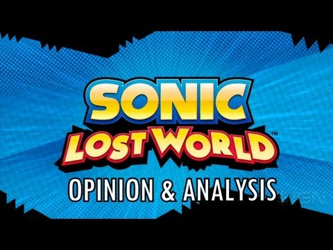 Sonic Lost Worlds Analysis and Opinion Commentary