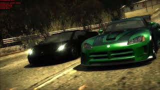 Need For Speed Most Wanted - Blacklist #4 [1080p60 - GTX 1080 - 81/85]