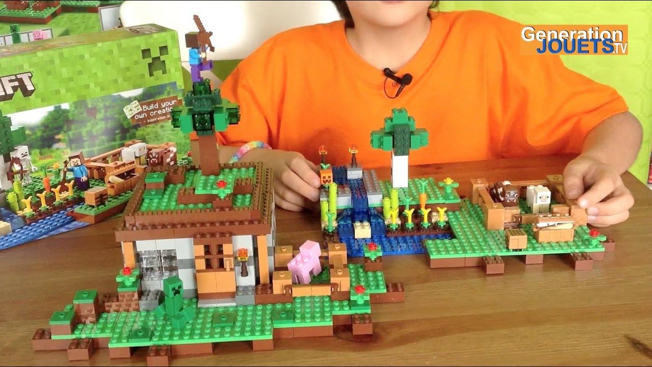 Le Erwan Minecraft Le Vexier Erwan Lego Lego Minecraft fgI76yYbv