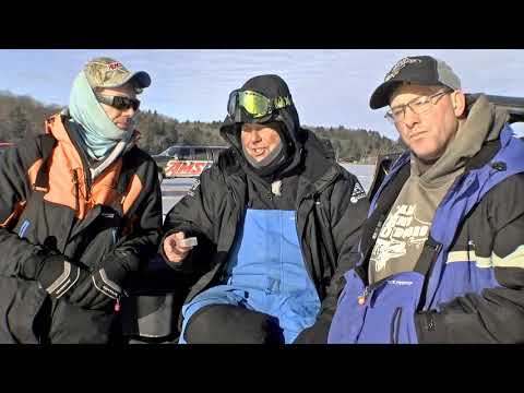 AMSOIL Midwest Fishing Report - Hayward, WI - Jan 2019