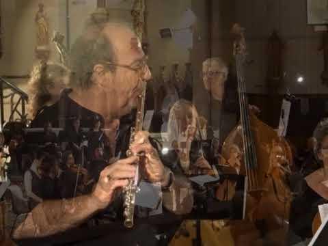 Mozart Concerto pour flûte et harpe 1° mvt