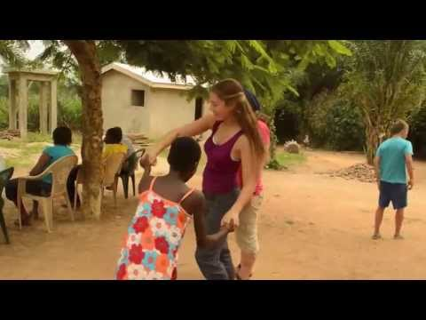 "Cross Cultural Solutions Volunteer Ghana - ""On Top of the World"" Imagine Dragons"