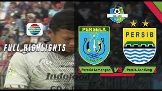 Persela Lamongan (1) Vs (1) Persib Bandung   Full Highlights   Go Jek Liga 1 Bersama Bukalapak