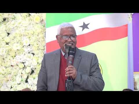 Madaxda Xisbiyada Somaliland oo London Kulla Hadlay Qurbajoogta Somaliland.