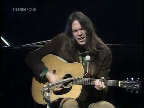 Neil Young - Don't Let It Bring You Down (Live at the BBC)