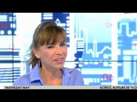 Mathilda May V.O. Interview 21 04 2018